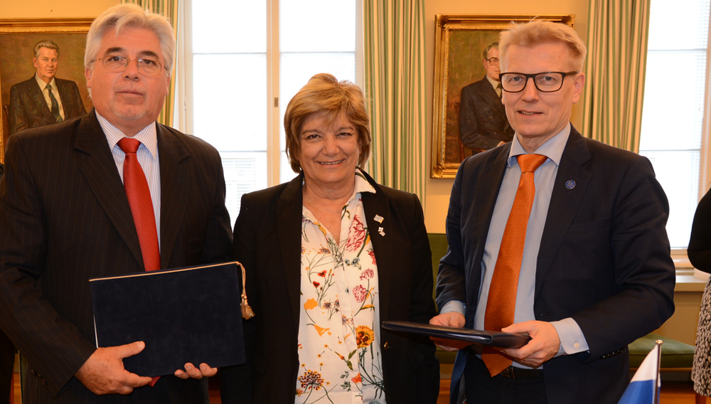 Finland and Uruguay to collaborate on the bioeconomy and circular economy